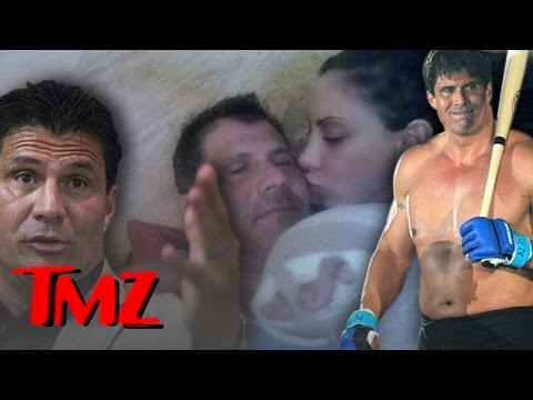 Off - Jose Canseco lost a finger while cleaning his gun but is there more to the story? No, but it's a mystery why our boss thinks so.