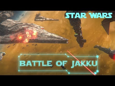 The forgotten battle of the star wars universe