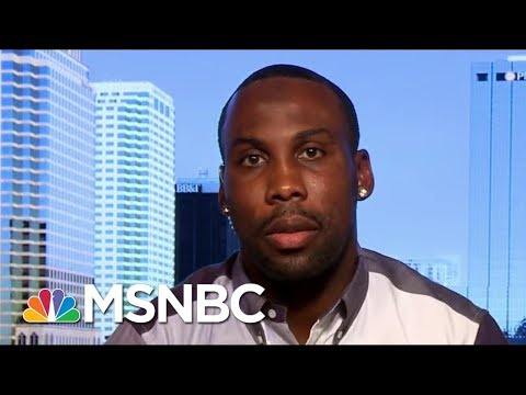 Former NFL Player Anquan Boldin Speaks On Future Protests   MSNBC