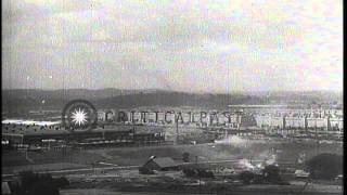 Oak Ridge (TN) United States  city photo : Atom Bomb Explosion in New Mexico and employees of Oak Ridge Tennessee bomb facto...HD Stock Footage