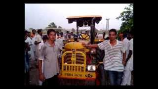 Hindustan tractor [BHULLAR's] vs Sonalika Rx 60 (Toffaan)
