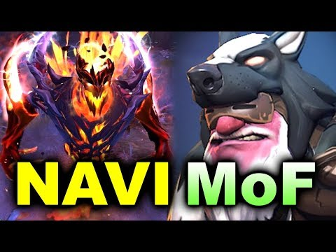 NAVI vs Mid or FEED - CIS vs EU Hype! - DreamLeague 8 DOTA 2
