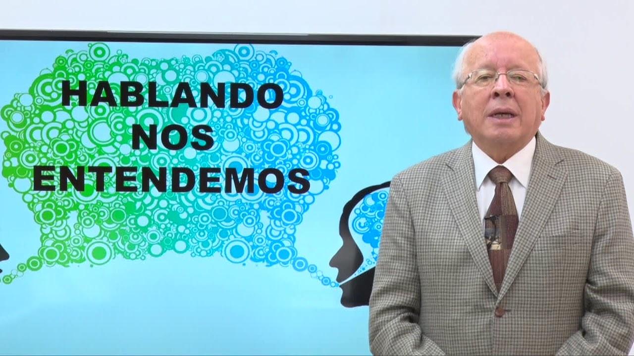 HABLANDO NOS ENTENDEMOS - INVITADO DR EDUARDO MORA ANDA TEMA SU OBRA