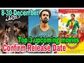 Top 3 upcoming hindi dubbed movie in December ! Release Date Confirm