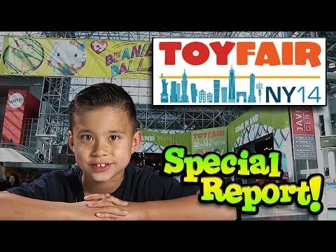 evantubehd's - Click here to see all our New York TOY FAIR 2014 videos: http://www.youtube.com/playlist?list=PL7TV22RuQ4Da_3pWmiRgEZfDUrswJ3ov9 2014 New York TOY FAIR video...
