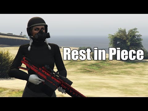 GTA 5 Online RIP BOTB 3NOZ and Allies (Crew vs Crew Freemode)