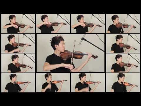 Jason Yang Game of Thrones Violin Cover