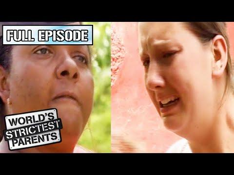 The Jamaica Family | Full Episodes | World's Strictest Parents UK