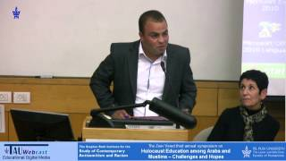 8-Panel - Holocaust Education among Arabs and Muslims