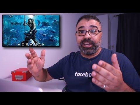 """مراجعة """"فيلم جامد"""" لإعلان Aquaman التشويقي: """"أيوه بقى"""""""
