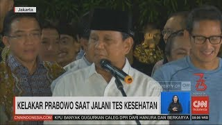 Video Kelakar Prabowo Saat Jalani Tes Kesehatan MP3, 3GP, MP4, WEBM, AVI, FLV Mei 2019