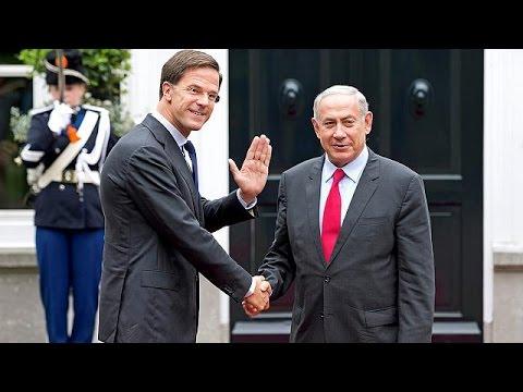 Israël et les Pays-Bas vont construire un gazoduc à Gaza