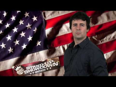 Pete Lee - Comedy Central Showdown - Maria Bamford Smear Campaign