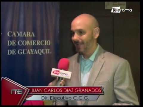 2da. Rueda de negocios inmobiliaria comercial cámara de Comercio de Guayaquil