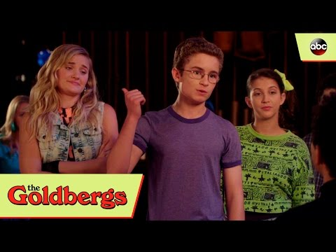 Barry Learns Theater Heirarchy - The Goldbergs