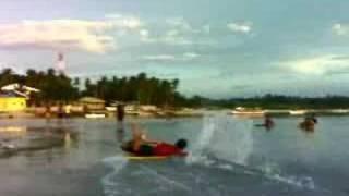 San Remigio Philippines  city photos : SKIMBOARDING AT SAN REMIGIO, CEBU, PHILIPPINES - Real Stunts