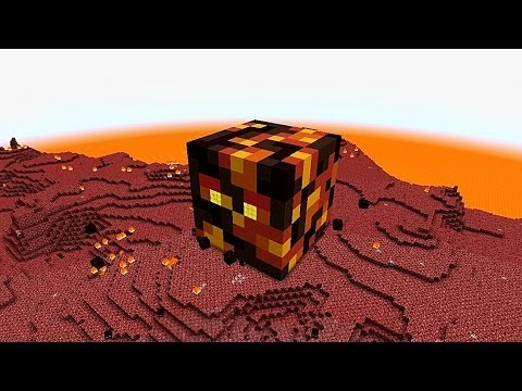 9th December - Magma Cube Statue Minecraft Project