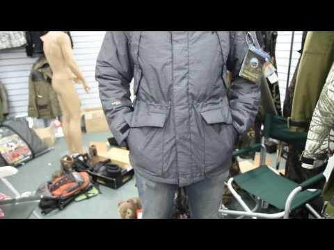 Куртка Nova Tour «Аляска». Видеообзор.