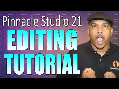 Pinnacle Studio 21 Ultimate | Editing Tutorial - Workflow Series #3