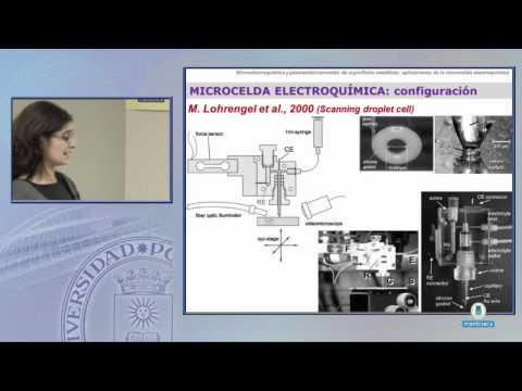 SFCM 11/12 4: Microelectroquímica und Korrosion von Metalloberflächen