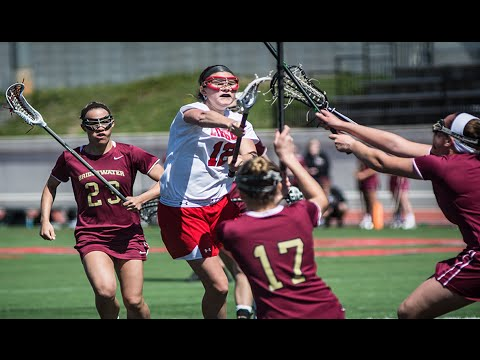 Lynchburg Women's Lacrosse vs Bridgewater