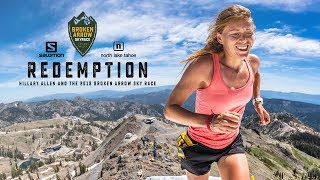 REDEMPTION - Hillary Allen at the 2018 Broken Arrow Sky Race by Louder Than Eleven