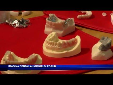 Monaco Info : 5e Imagina Dental au Grimaldi Forum