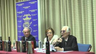 Presentación Antología dedicada a Ausiàs March 2015 en la Real Sociedad de Agricultura Valencia