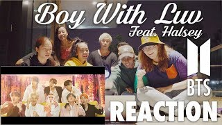 Video BTS (방탄소년단) '작은 것들을 위한 시 (Boy With Luv) feat. Halsey' | Reaction by dB Dance & Cider Dance MP3, 3GP, MP4, WEBM, AVI, FLV April 2019