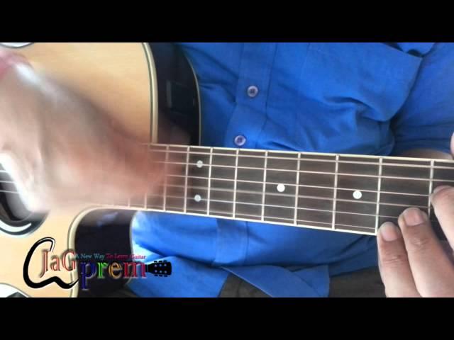 Guitar Video Tutorial Meri Pehli Mohabbat   AllMusicSite.com