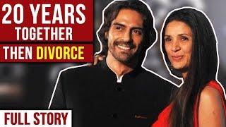 Video Arjun Rampal Mehr Jesia DIVORCE : Shocking Reasons REVEALED   Sussanne Khan MP3, 3GP, MP4, WEBM, AVI, FLV November 2018