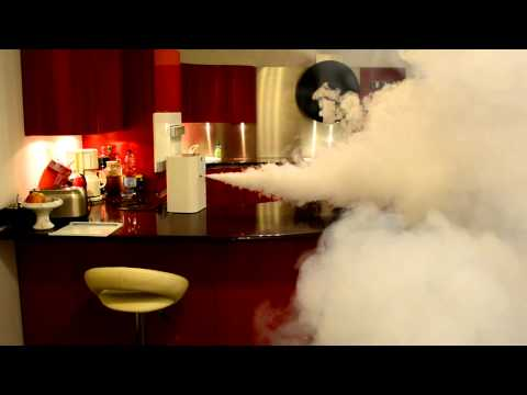 Ur Fog FAST 03 2C smoke cannon 5 sec test