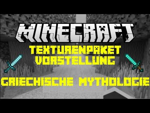 Minecraft PS3 | Texturenpaket Vorstellung german - Griechenland [HD]