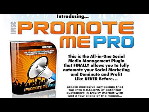 WSO Promote Me Pro Review – All-in-One Social Media Management Plugin