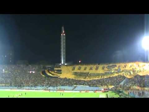 La Bandera Más Grande del Mundo - C.A. Peñarol - Barra Amsterdam - Peñarol