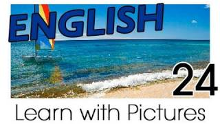 English Summer Vocabulary, Learn English Vocabulary With Pictures