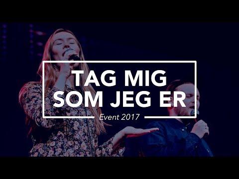 Hør Tag mig som jeg er (Release EVENT 2017) på youtube