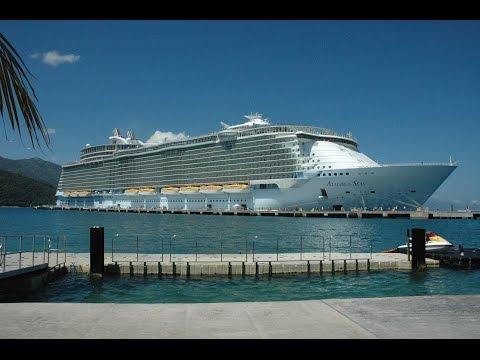 Allure of the Seas: Karibik Kreuzfahrt mit der Allure o ...