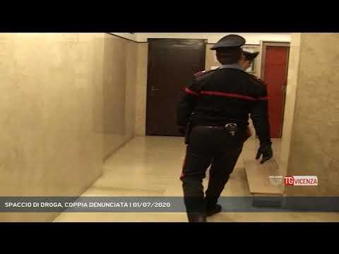 SPACCIO DI DROGA, COPPIA DENUNCIATA | 01/07/2020