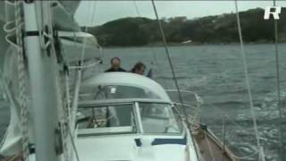 Sailing with Magnus Rassy