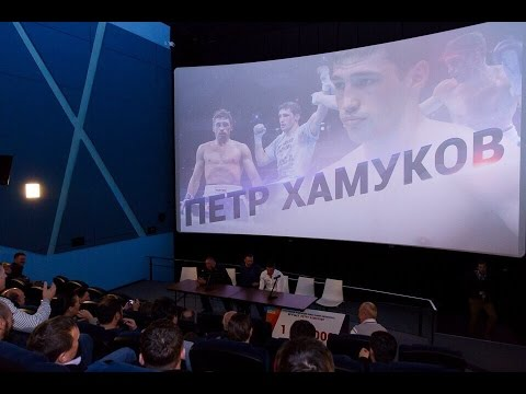Олимпийская платформа - Брифинг Петра Хамукова посвященный завоеванной лицензии на Олимпийские игры в Рио 2016