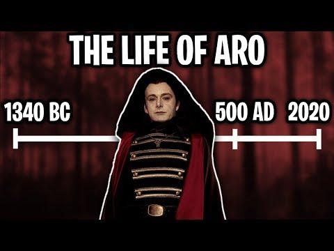 The Life Of Aro (Twilight)
