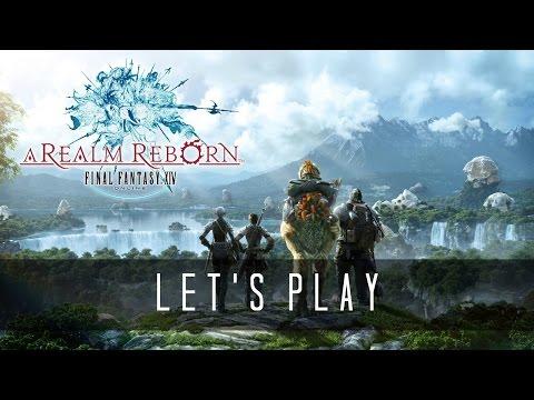 Let's Play Final Fantasy XIV A Realm Reborn Online [German] #013 Ein letzter Ritt