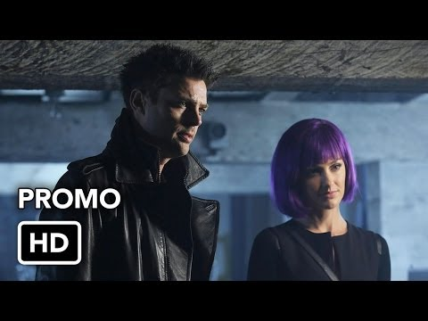 Almost Human 1.11 Preview