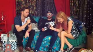 Royal Blood Interview at Lollapalooza 8/5/2017