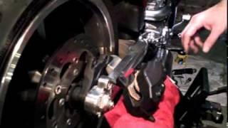 7. Harley V-rod Rear Brake Pads.avi