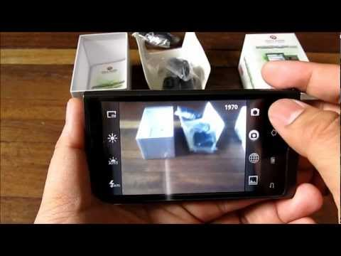 Cherry Mobile Magnum HD Unboxing - Large Screen 1Ghz Android For PHP 12k