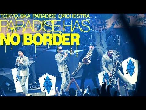 , title : '東京スカパラダイスオーケストラ 「Paradise Has No Border」(Live Ver. ゲスト:さかなクン)'