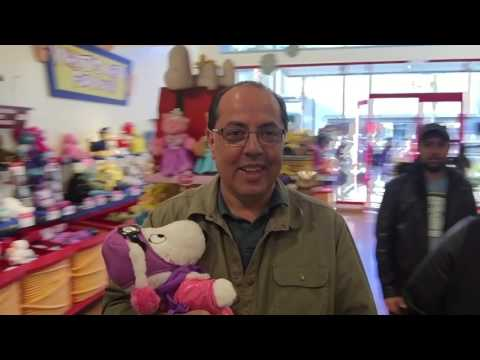Must Watch: My Father-N-Law goes to Build A Bear