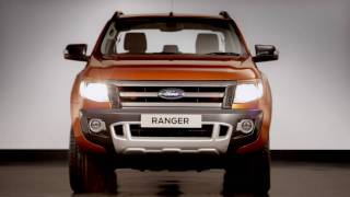 Ford Ranger Wildtrak - Video 01